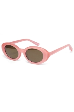 Elizabeth and james Sunglasses McKinley Pink - Alternate List Image