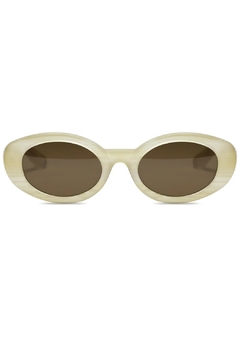 Elizabeth and james Sunglasses McKinley White - Product List Image