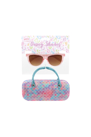 Shark Eyes Sunglasses With Matching Case: Mermaids - Product Mini Image