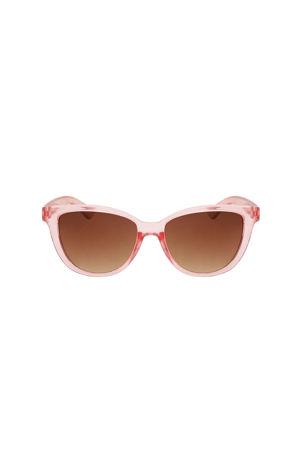 Shark Eyes Sunglasses With Matching Case: Mermaids - Front Full Image