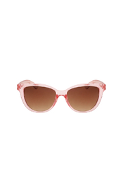 Shark Eyes Sunglasses With Matching Case: Mermaids - Front full body