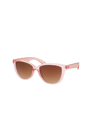 Shark Eyes Sunglasses With Matching Case: Mermaids - Back cropped