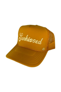Mother Trucker Sunkissed Trucker Hat - Alternate List Image