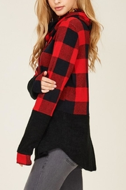 Sunlight Plaid Buffalo Pullover - Side cropped