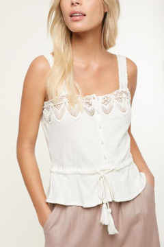 O'Neill Sunlover Crochet Top - Alternate List Image