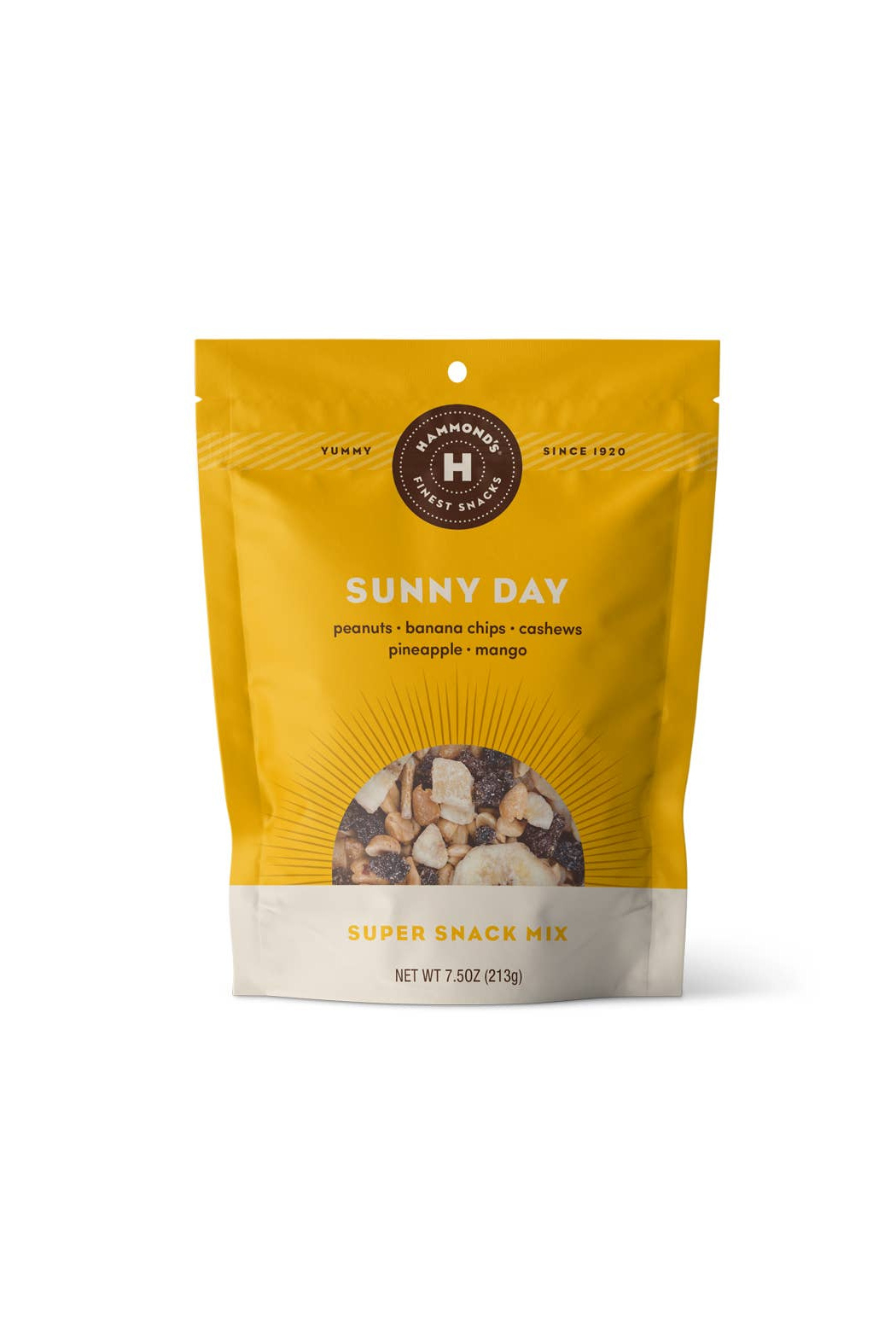Hammond's Candies SUNNY DAY SNACK BAG - Main Image