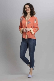 Benares Sunny Days Blouse - Product Mini Image
