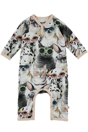 Molo Sunny Funny Playsuit - Front cropped