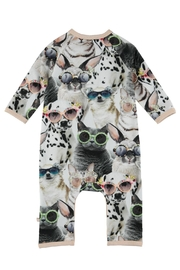 Molo Sunny Funny Playsuit - Front full body