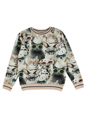 Molo Sunny Funny Sweater - Front cropped