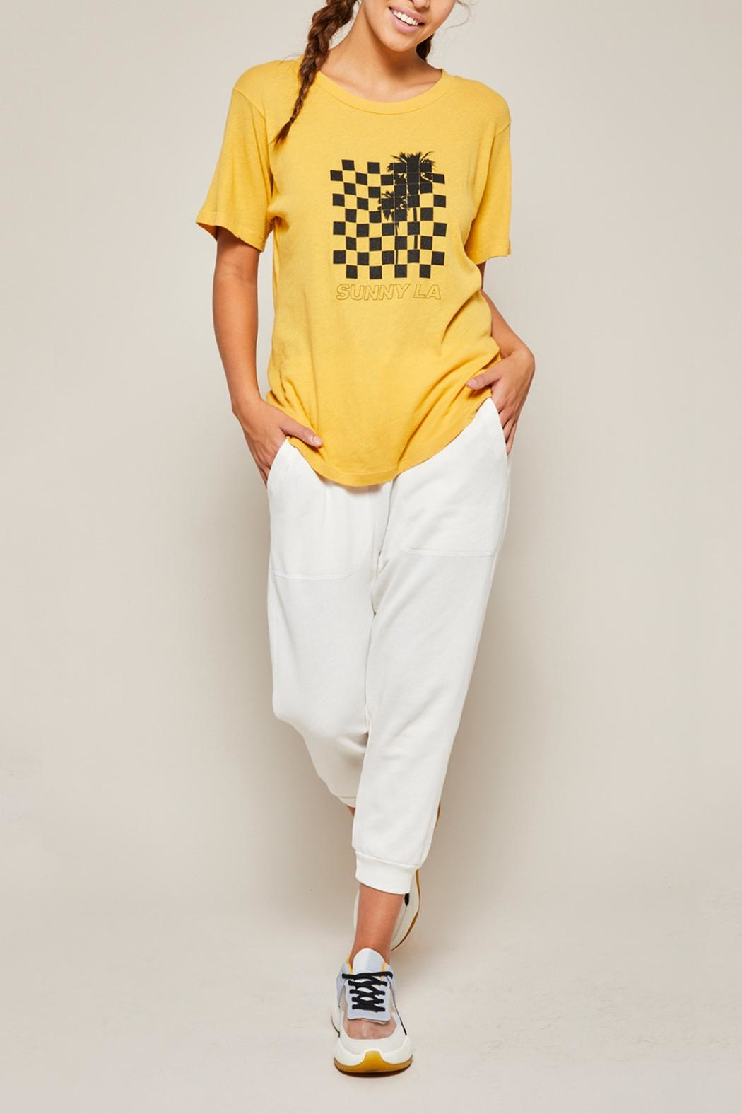 All Things Fabulous Sunny La Tee - Front Full Image