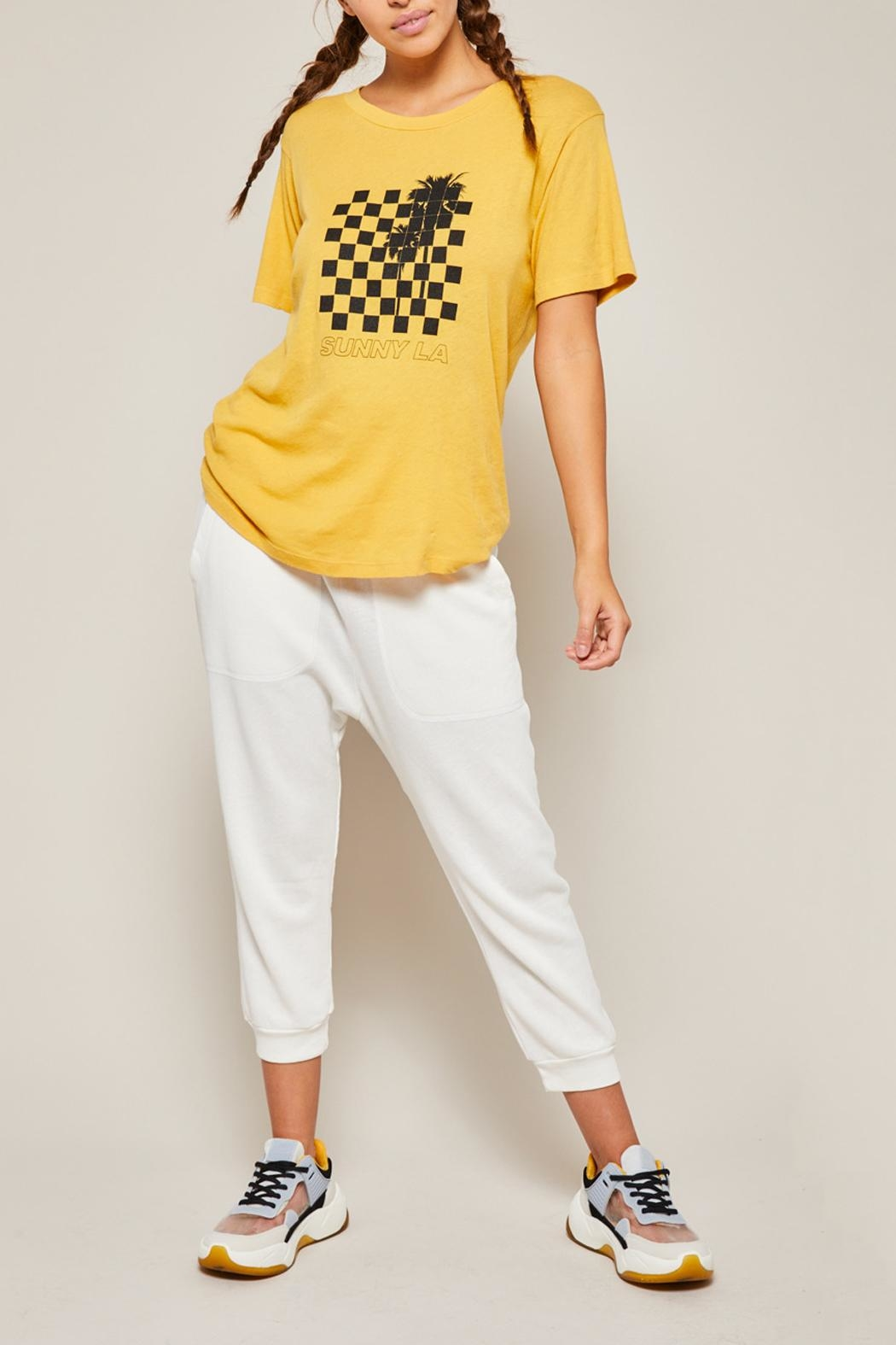 All Things Fabulous Sunny La Tee - Side Cropped Image