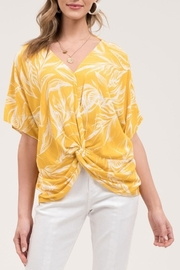 Blu Pepper Sunny Summer Days top - Product Mini Image