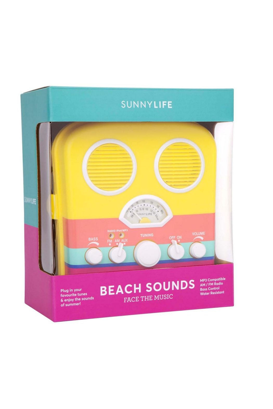 SunnyLife Beach Sounds Amplifier - Side Cropped Image
