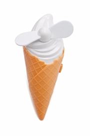 SunnyLife Ice Cream Fan - Product Mini Image