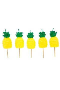 Shoptiques Product: Pineapple Cake Candles