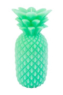 Shoptiques Product: Pineapple Scented Candle