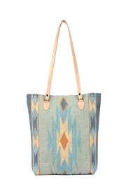 Manos Zapotecas Sunrise Skies Tote - Front cropped
