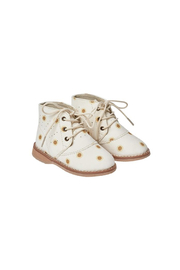 Rylee & Cru Oxford Bootie - Suns - Front cropped