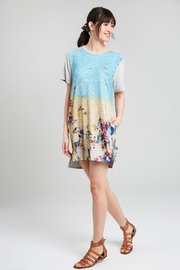 Terez Sunset Beach Dress - Front cropped