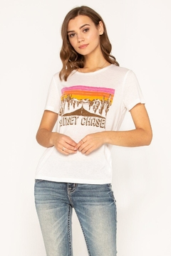 Miss Me Sunset Chaser Tee - Product List Image