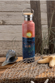 Primitives by Kathy Sunset Insulated Bottle - Front cropped
