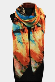 Embellish Sunset Scarf - Product Mini Image