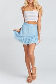 Show Me Your Mumu Sunset Skirt - Back cropped
