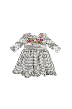 Mimi and Maggie Sunshine Flower Dress - Product List Image
