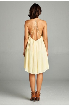 A Peach Sunshine Serenade Dress - Alternate List Image