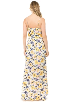 rokoko Sunshine-Yellow Floral Maxi - Alternate List Image