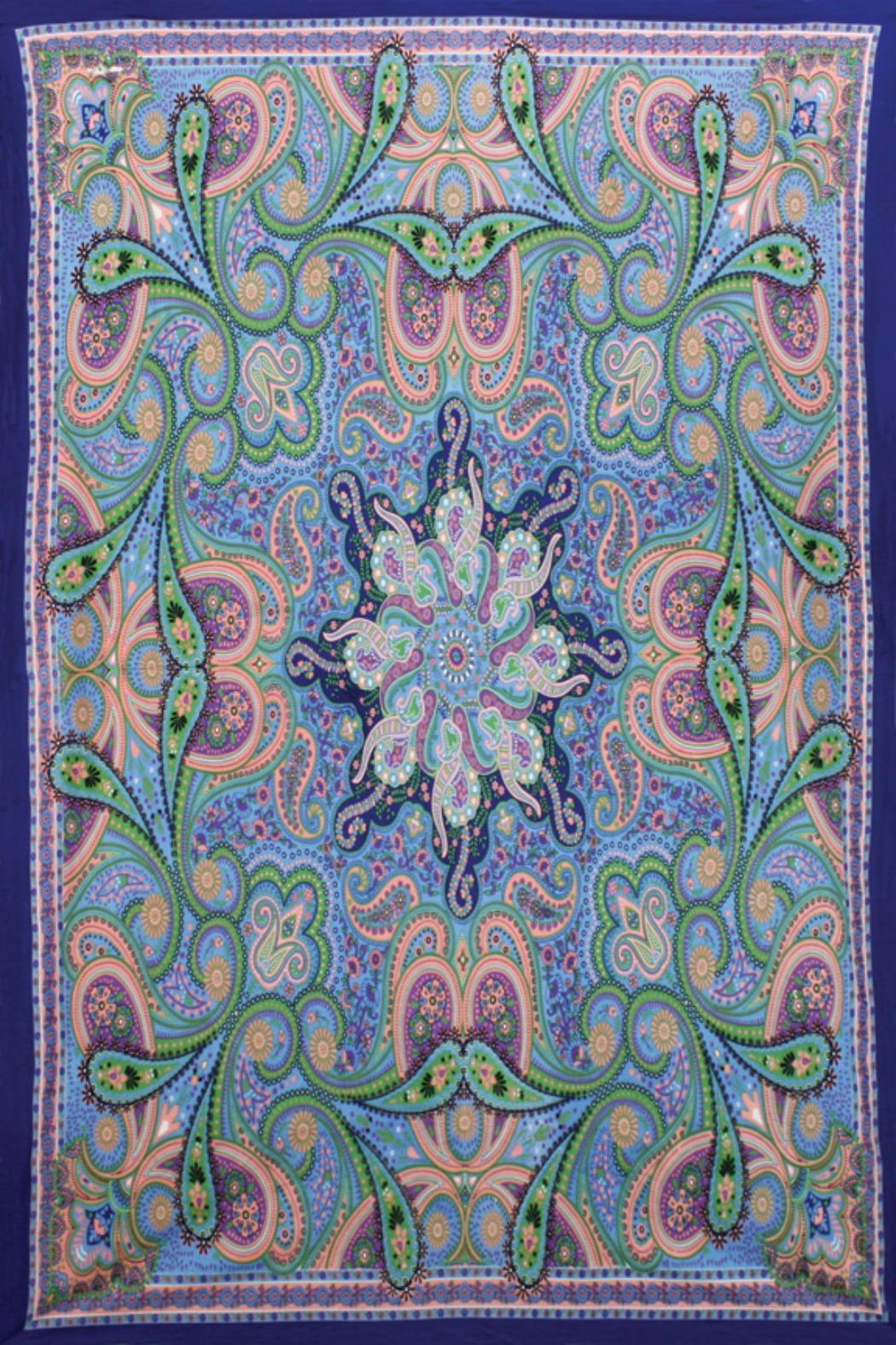 Sunshine Joy Infinity Star Tapestry - Main Image