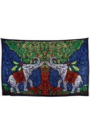 Sunshine Joy Elephant Tree Tapestry - Product Mini Image