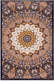 Sunshine Joy Indian Star Tapestry - Product Mini Image