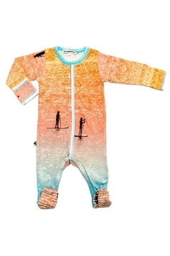 Inchworm Alley Sup Footie Sleeper - Product List Image