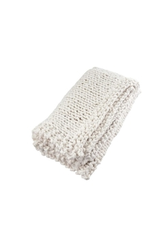 Shoptiques Product: Super Chunky Throw
