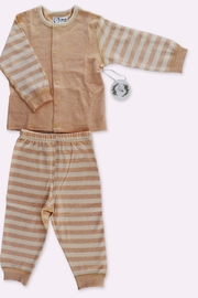 T & Tim Super Cute Striped Pajamas in Organic Cotton - Other