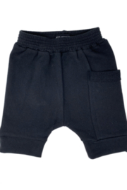 Wee Monster Super Duper black Harem Shorts - Product Mini Image