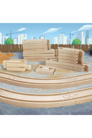 Hape  Super Expansion Railway Pack - Other