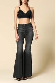 By Together Super Flared Bell bottom Jeans - Product Mini Image