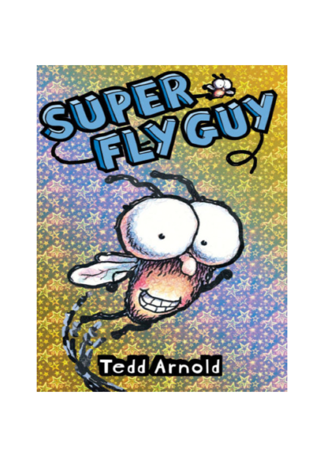 Scholastic Super Fly Guy - Main Image