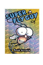 Scholastic Super Fly Guy - Front cropped