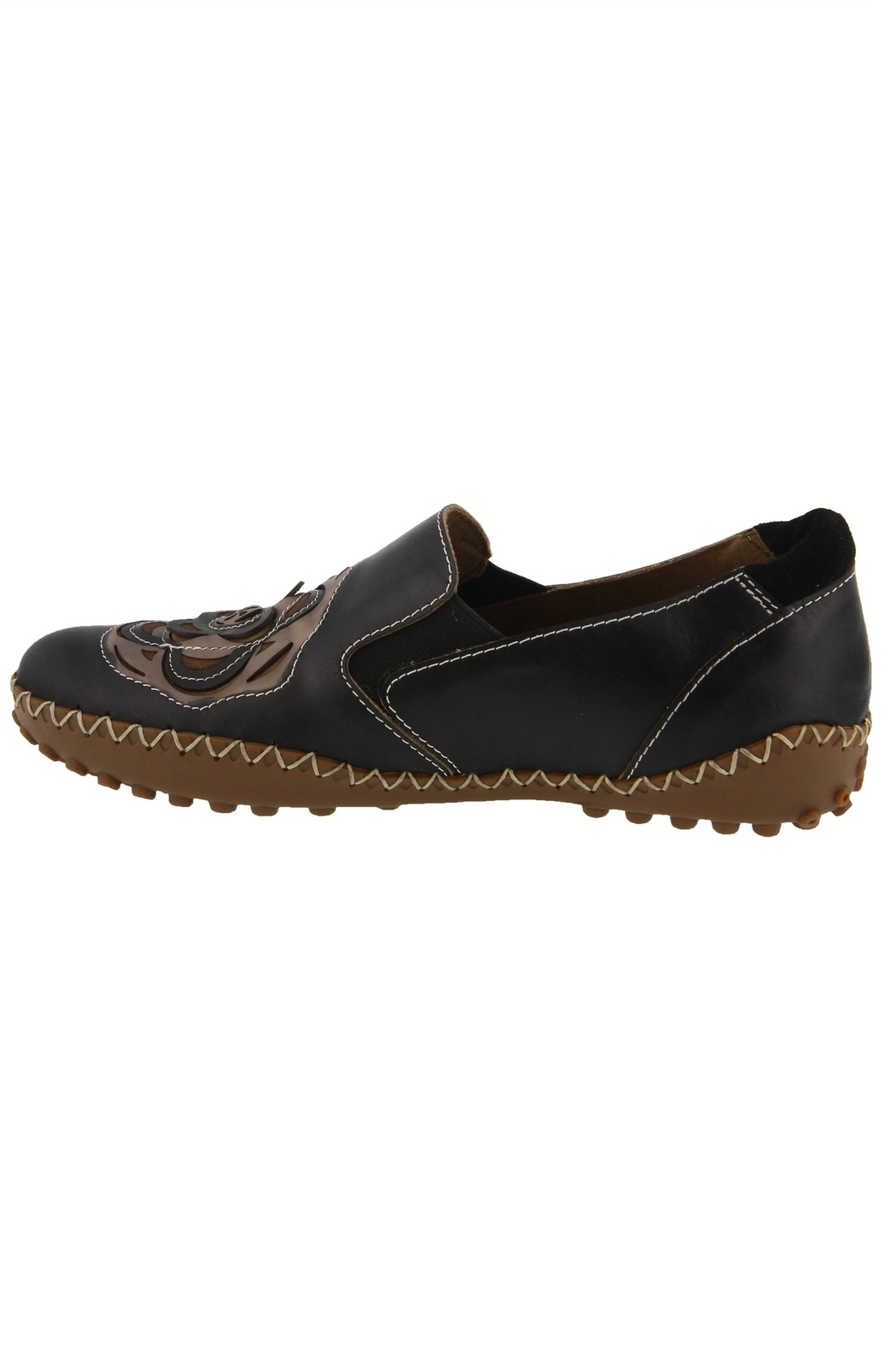 L'Artiste Super Grip Slip-On - Front Cropped Image