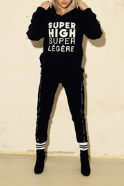 BAM Super Le?ge?re Hoodie - Front cropped