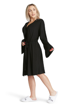 LA Trading Co. Super-Mom lightweight robe - Alternate List Image