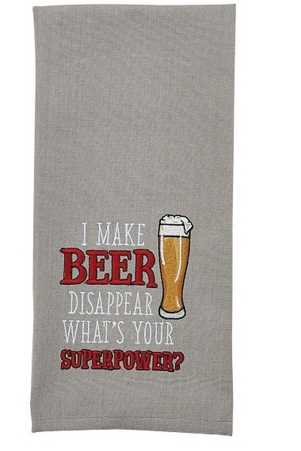 Park Designs Super Power Dish Towel - Main Image