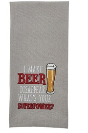 Park Designs Super Power Dish Towel - Front cropped