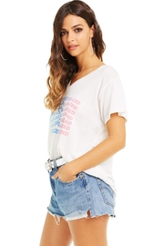 Wildfox Super Saturdaze Romeo Tee - Front full body