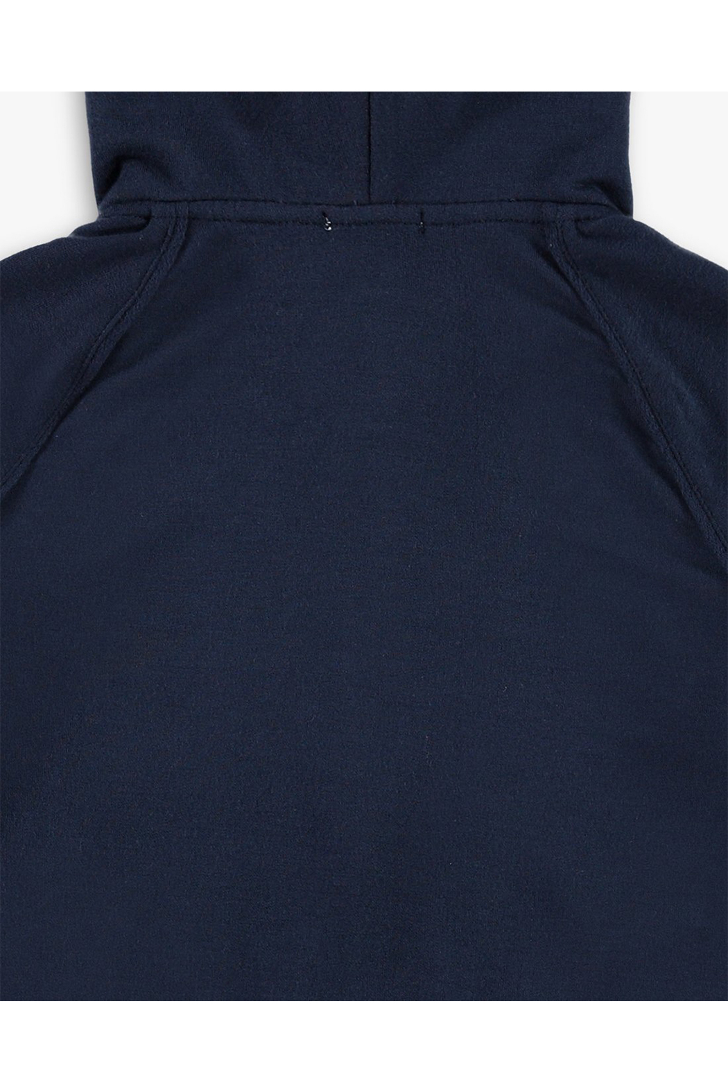 Splendid Super Soft French Terry Hoodie - Back Cropped Image
