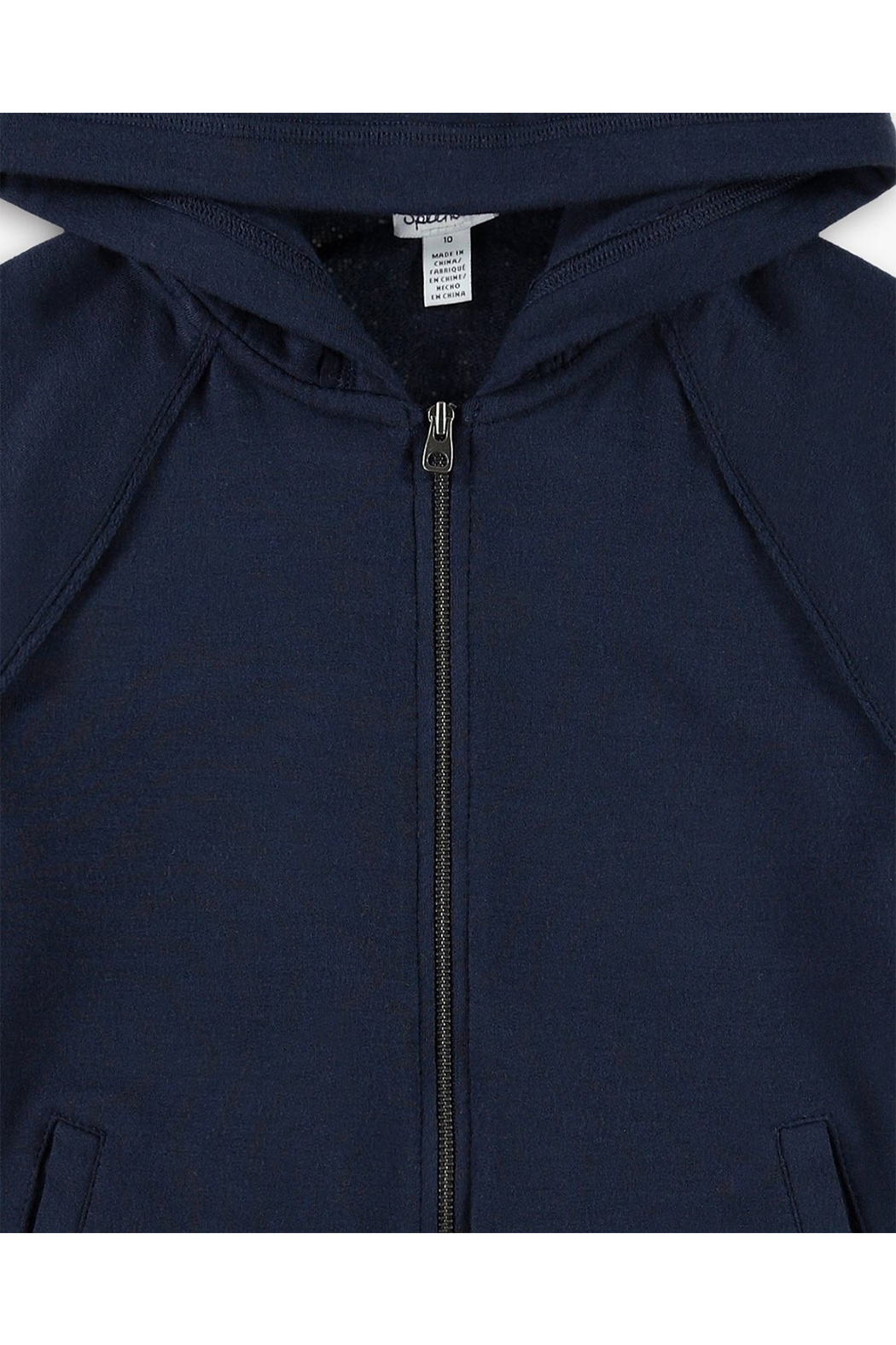 Splendid Super Soft French Terry Hoodie - Side Cropped Image